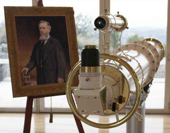 The Oddie refractor II